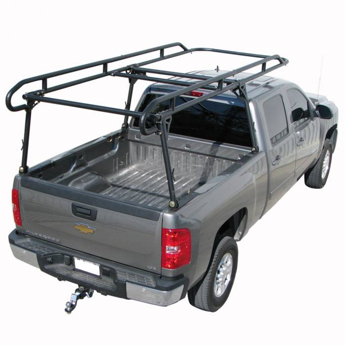 Paramount Automotive - Heavy Duty Contractors Rack Black #18602