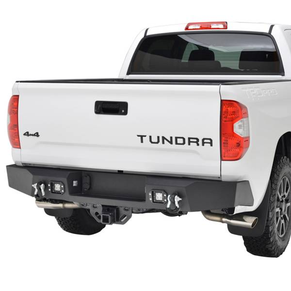 57-0405 Rear Bumper For 14-19 Toyota Tundra