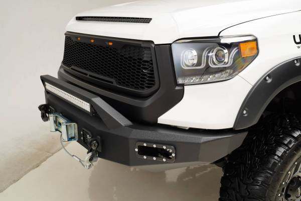 57-0404 Front Bumper For 14-19 Toyota Tundra