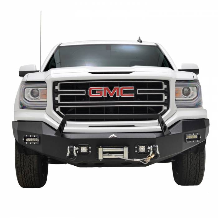 Paramount - LED Front Winch Bumper #57-0514