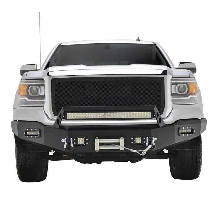 Paramount - Front LED Winch Bumper #57-0502