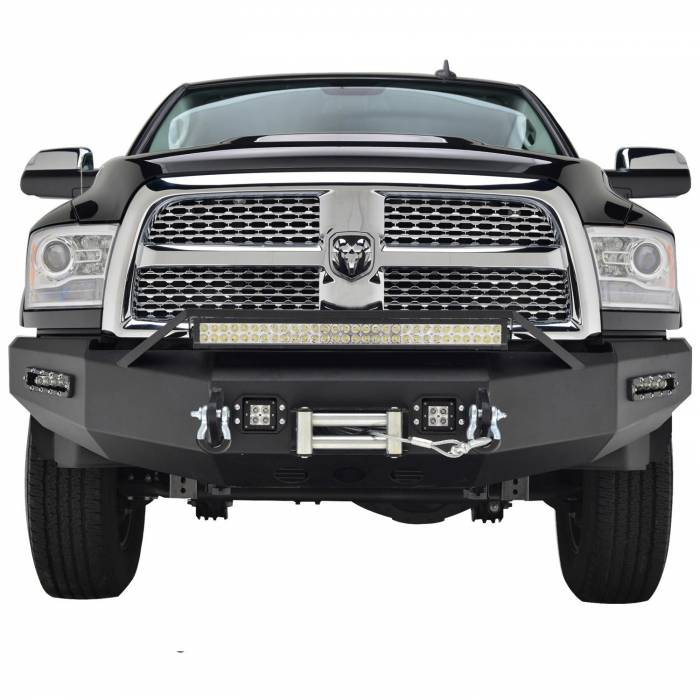 Paramount - Front LED Winch Bumper #57-0206