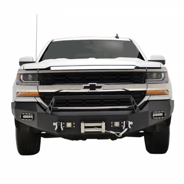 Paramount - LED Front Winch Bumper #57-0318