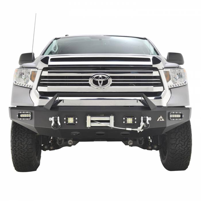Paramount - Front LED Winch Bumper #57-0404