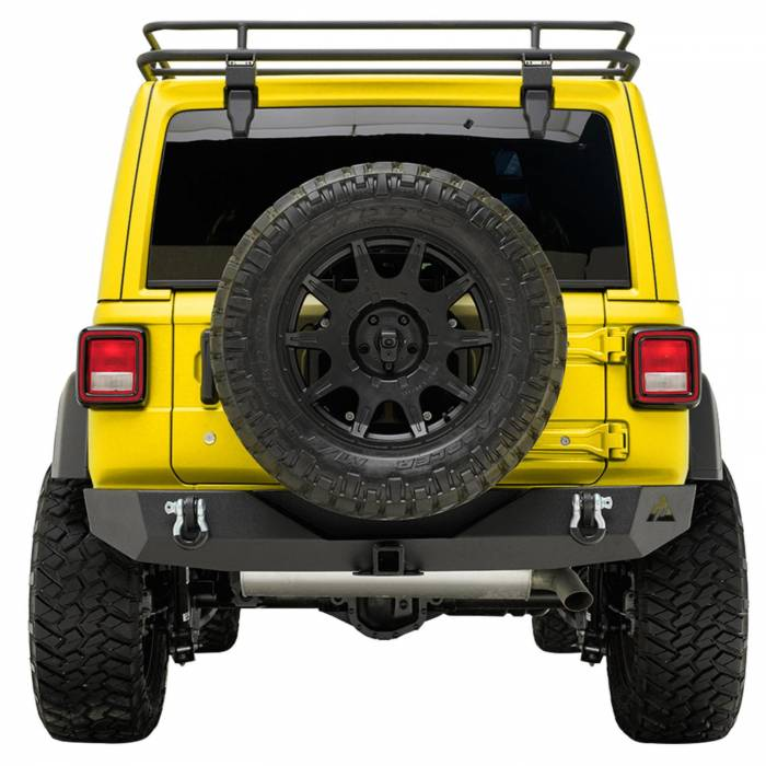 Paramount - Rock Crawler Rear Bumper #51-8010