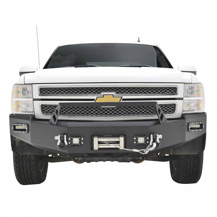 Paramount - Front LED Winch Bumper #57-0306