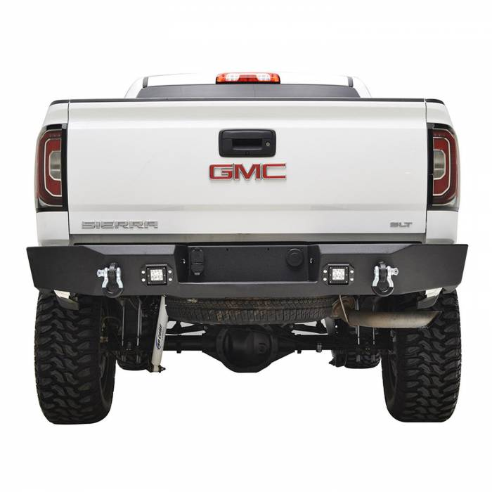 Paramount - Rear LED Winch Bumper #57-0303
