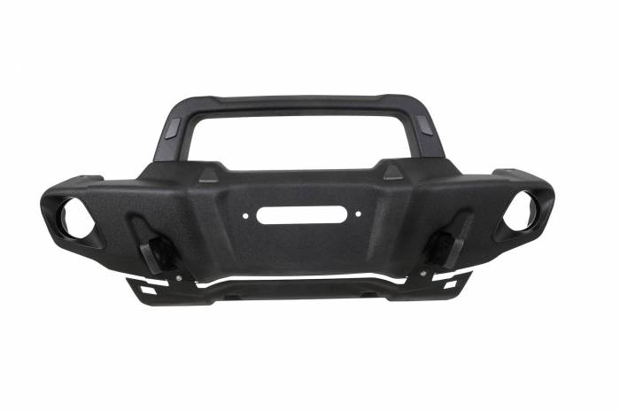 Paramount - 07-21 Jeep Wrangler & 2020 Gladiator Guardian Mid-Width Front Bumper