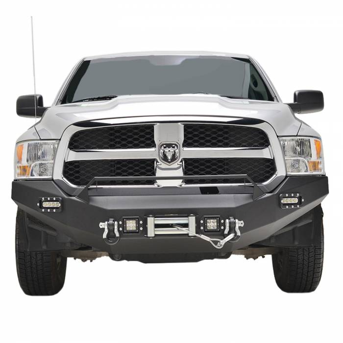 Paramount - Front LED Winch Bumper #57-0204