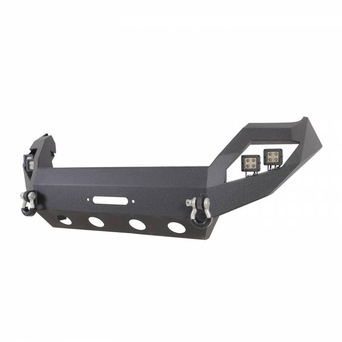 Paramount - LED Front Winch Bumper #57-0418