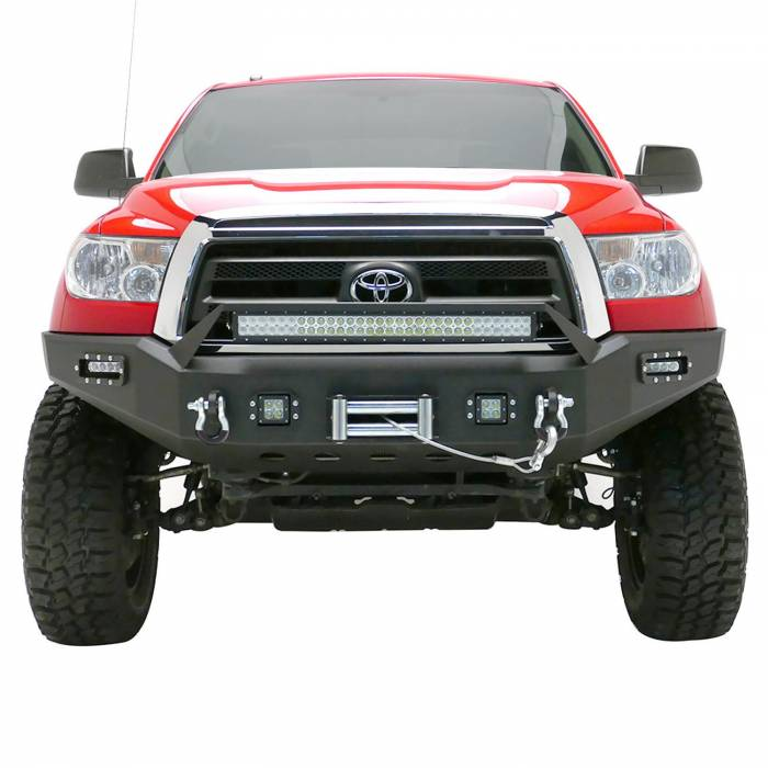 Paramount - 07-13 Toyota Tundra LED Front Winch Bumper