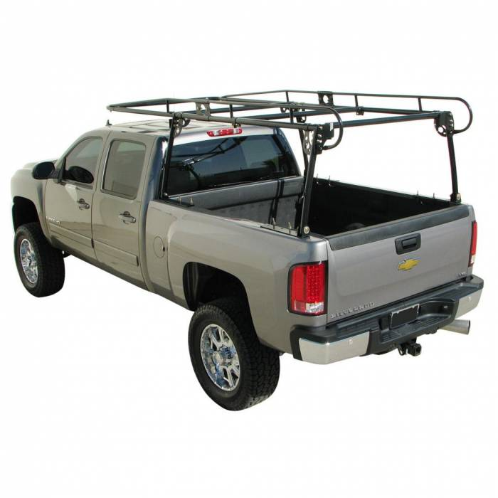 EAG - Heavy Duty Full Size Contractors Rack (Fits Long-Short Bed)