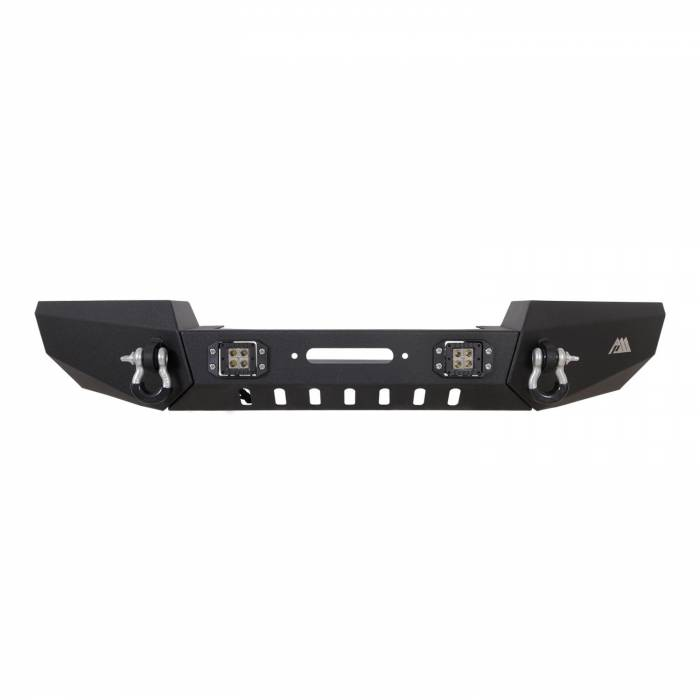 Paramount - 99-04 Jeep Grand Cherokee WJ Front Bumper with LED