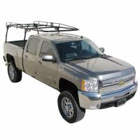 Paramount Automotive - Contractors Rack Black #18601 - Image 1