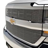Paramount Automotive - Horizontal Billet Overlay Grille Chrome #36-0267 - Image 4