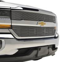 Paramount Automotive - Horizontal Billet Overlay Grille Chrome #36-0267 - Image 5