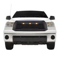 Paramount Automotive - ABS LED Matte Black Impulse Packaged Grille #41-0169MB - Image 3