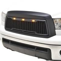 Paramount Automotive - ABS LED Matte Black Impulse Packaged Grille #41-0169MB - Image 4