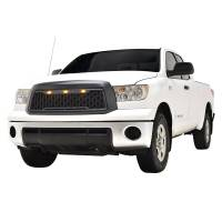 Paramount - ABS LED Metallic Charcoal Gray Impulse Mesh Packaged Grille #41-0169MCG - Image 1
