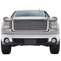 Paramount - Horizontal Billet Packaged Grille Chrome #42-0820 - Image 3