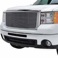 Paramount Automotive - Horizontal Billet Packaged Grille Chrome #42-0821 - Image 4
