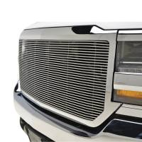 Paramount Automotive - Aluminum Horizontal Billet Packaged Grille #42-0835 - Image 4