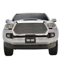 Paramount Automotive - Aluminum Horizontal Billet Packaged Grille #42-0837 - Image 3