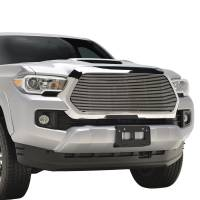Paramount Automotive - Aluminum Horizontal Billet Packaged Grille #42-0837 - Image 5