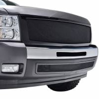 Paramount Automotive - Stainless Steel Wire Mesh Packaged Grille Black #44-0802 - Image 5