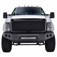 Paramount Automotive - Stainless Steel Wire Mesh Packaged Grille Black #44-0803 - Image 2