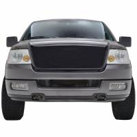 Paramount Automotive - Stainless Steel Wire Mesh Packaged Grille Black #44-0807 - Image 2