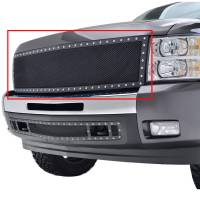 Paramount Automotive - Black Evolution Stainless Steel Wire Mesh Packaged Grille #46-0202 - Image 4