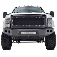 Paramount - Black Evolution Stainless Steel Wire Mesh Packaged Grille #46-0203 - Image 2