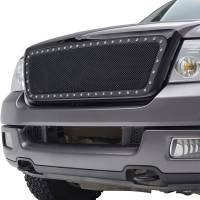 Paramount Automotive - Black Evolution Stainless Steel Wire Mesh Packaged Grille #46-0207 - Image 3