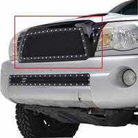 Paramount Automotive - Black Evolution Stainless Steel Wire Mesh Packaged Grille #46-0219 - Image 4