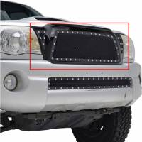 Paramount Automotive - Black Evolution Stainless Steel Wire Mesh Packaged Grille #46-0219 - Image 5