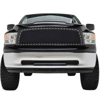Paramount Automotive - Black Evolution Stainless Steel Wire Mesh Packaged Grille #46-0229 - Image 3