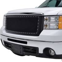 Paramount Automotive - Black Evolution Stainless Steel Wire Mesh Packaged Grille #46-0233 - Image 4
