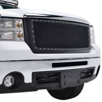 Paramount Automotive - Black Evolution Stainless Steel Wire Mesh Packaged Grille #46-0233 - Image 5