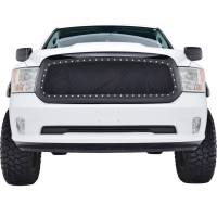Paramount - Black Evolution Stainless Steel Wire Mesh Packaged Grille #46-0237 - Image 2