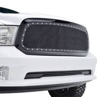 Paramount - Black Evolution Stainless Steel Wire Mesh Packaged Grille #46-0237 - Image 3