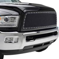Paramount Automotive - Black Evolution Stainless Steel Wire Mesh Packaged Grille #46-0245 - Image 5