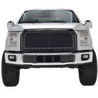 Paramount Automotive - Black Evolution Stainless Steel Wire Mesh Packaged Grille #46-0248 - Image 3