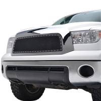 Paramount Automotive - Chrome Shell/Black Mesh Evolution Stainless Steel Wire Mesh Packaged Grille #46-0317 - Image 3