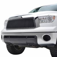 Paramount Automotive - Chrome Shell/Black Mesh Evolution Stainless Steel Wire Mesh Packaged Grille #46-0336 - Image 3