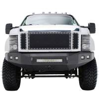 Paramount Automotive - Black Evolution Stainless Steel Wire Mesh Cutout Grille #46-0703 - Image 3