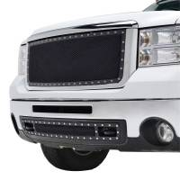 Paramount Automotive - Black Evolution Stainless Steel Wire Mesh Cutout Grille #46-0713 - Image 4