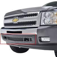 Paramount Automotive - Black Evolution Stainless Steel Wire Mesh Cutout Grille #46-0725 - Image 3