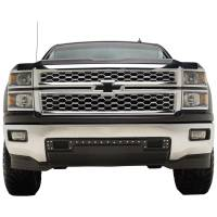 Paramount Automotive - Black Evolution Stainless Steel Wire Mesh Cutout Grille #46-0758 - Image 2