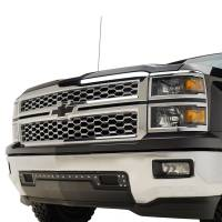 Paramount Automotive - Black Evolution Stainless Steel Wire Mesh Cutout Grille #46-0758 - Image 3